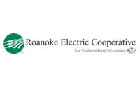 Roanoke Electric Cooperative Logo