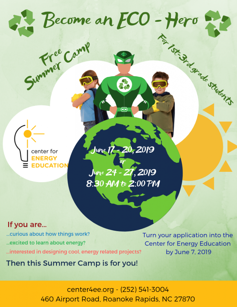 ECO - Hero Summer Camp